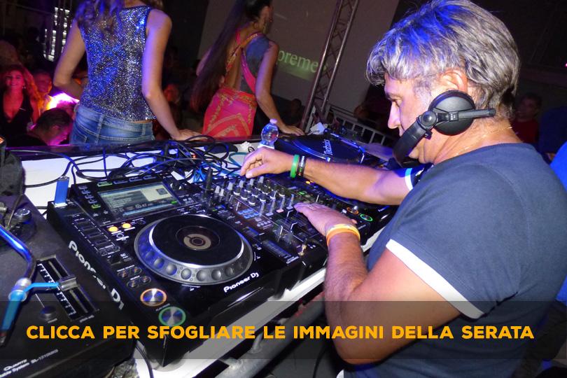 Serata Vision Funky Music al Giostrà di Bologna