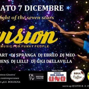 7 dicembre 2019 – Night of the Seven Stars