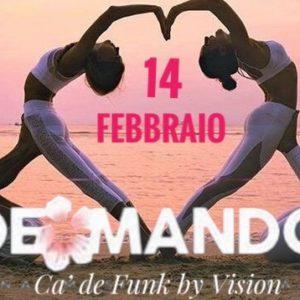 14 febbraio 2020 – Cà de Funk San Valentino