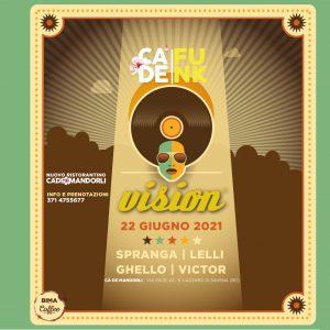 22 giugno 2021 – Cà de Funk by Vision