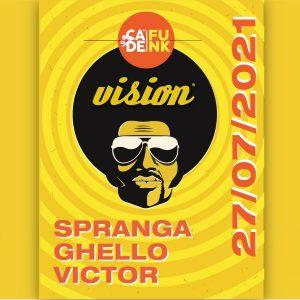 27 luglio 2021 – Cà de Funk by Vision