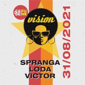31 agosto 2021 – Cà de Funk by Vision
