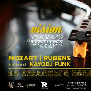 Vision at Movida